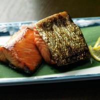 鮭の味噌漬、かほり漬|早速皆で舌鼓を打たせて頂きましたが正に絶品、逸品!