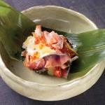 鮭の飯寿司(いいずし)
