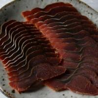 鮭の酒びたしを早速賞味しました、 あっと言う間にひとはらを食べてしまいました。