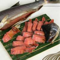 初めて「塩引き鮭」を買って食べたときの味が忘れられず