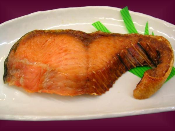 塩引鮭の大切