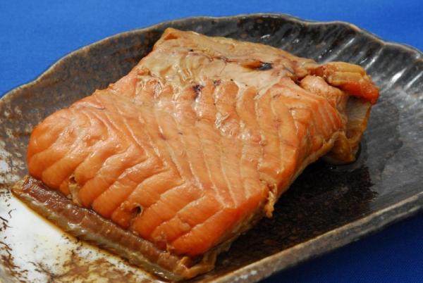 鮭の焼漬け
