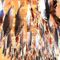 特に塩引き鮭は、最初に食べてびっくりし一匹注文してしまいました