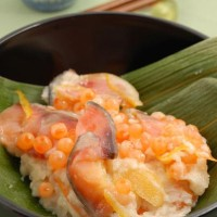 いろいろ飯寿司を食べていますがお宅の飯寿司が村上中で一番美味しいです